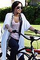 demi lovato madison del algarza bike ride 11