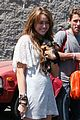 miley cyrus new puppy 03