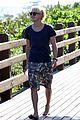 tom felton jade olivia kiss beach 14