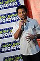 corbin bleu kids day broadway 31