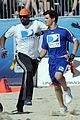 taylor lautner face sand football 32