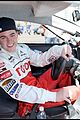 jesse mccartney crashes grand prix 07