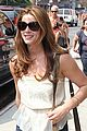 ashley greene big apple deli 08