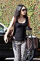 vanessa hudgens leopard pants 06