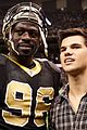 taylor lautner sunday saints 03
