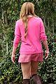 miley cyrus megan park think pink 07