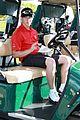 nick kevin jonas golfing 03