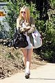 dakota fanning walk school 07