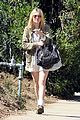 dakota fanning walk school 14