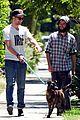 robert pattinson bear walk 03