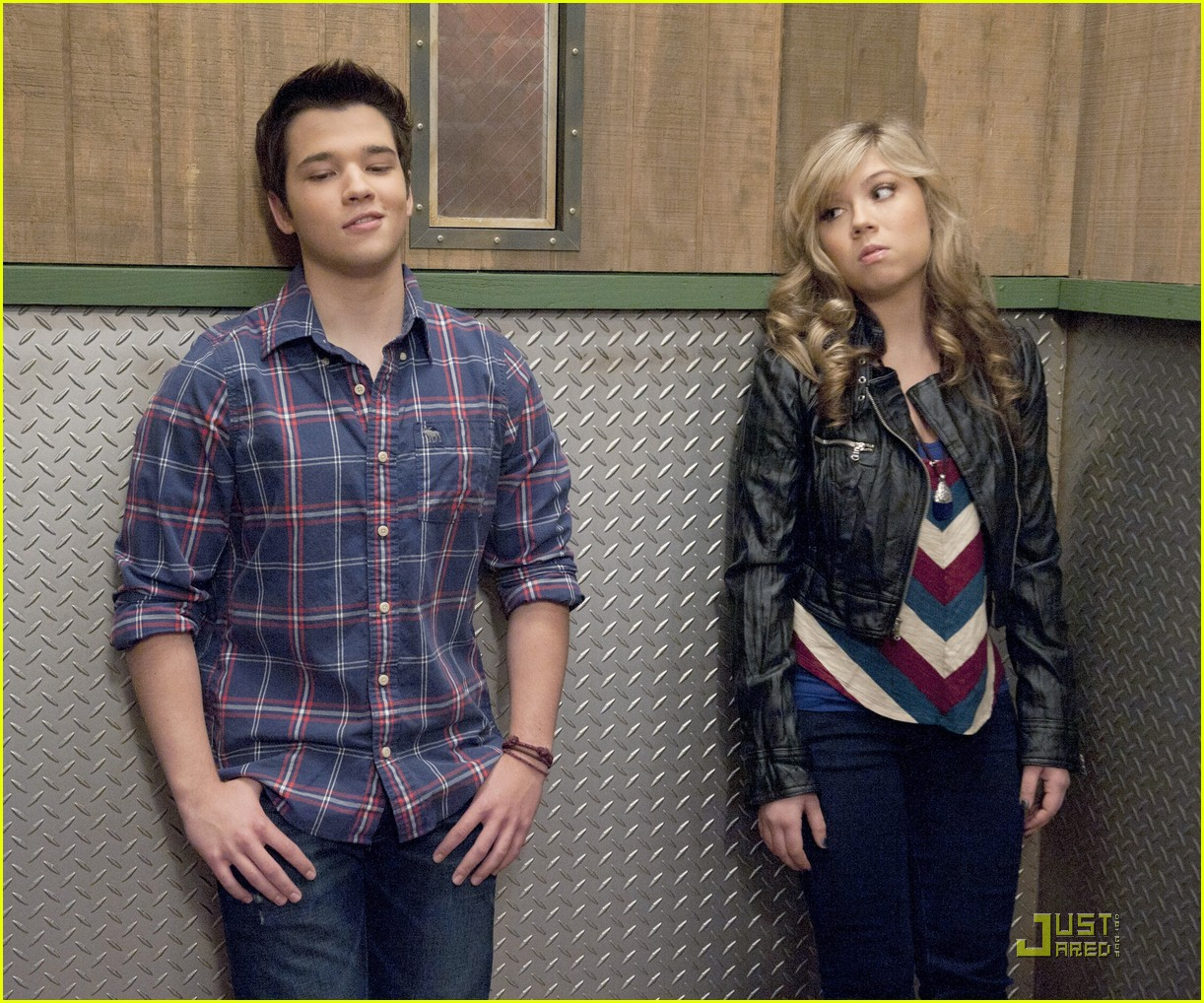 Jennette Mccurdy And Nathan Kress: Full Sized Photo Of Nathan Kress Jennette Mccurdy Ilove