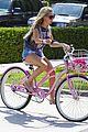 ashley tisdale bike ride 11
