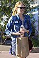 emma roberts grocery shop 06