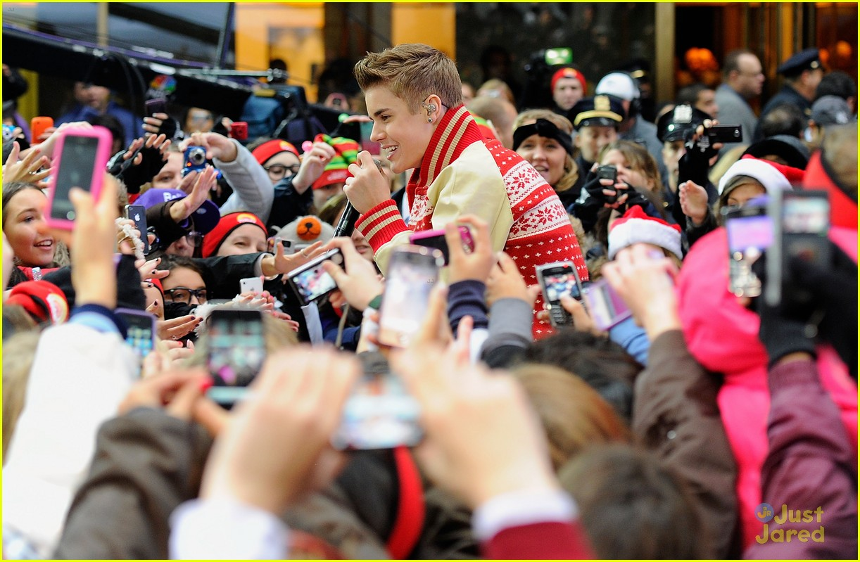 justin bieber today show 03