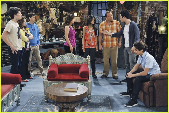 Superb Wizards Of Waverly Place The Family Wizard Competition Ibusinesslaw Wood Chair Design Ideas Ibusinesslaworg
