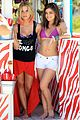 lucy hale ashley benson bongo beach 10