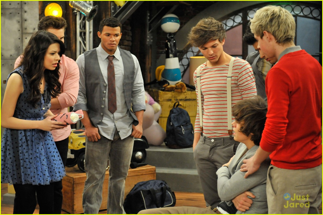 One Direction Icarly Episode Airs This Weekend Photo 467400