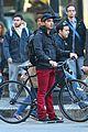 joe jonas bicycle big apple 10