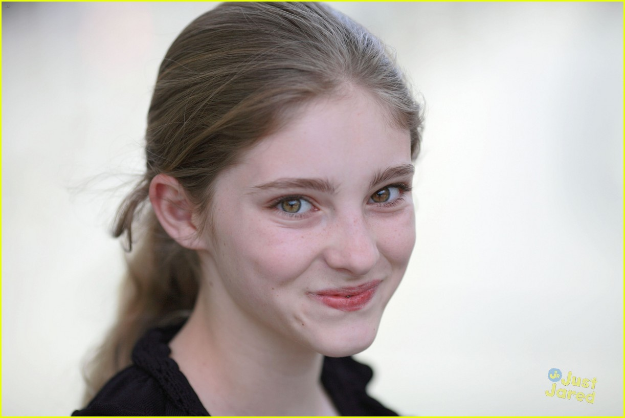 Willow Shields: Vancouver for 'The Haunting Hour' | Photo 467844 - Photo  Gallery | Just Jared Jr.