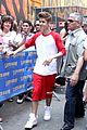 justin bieber letterman nyc 09