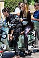 blake lively penn badgley vespa 11