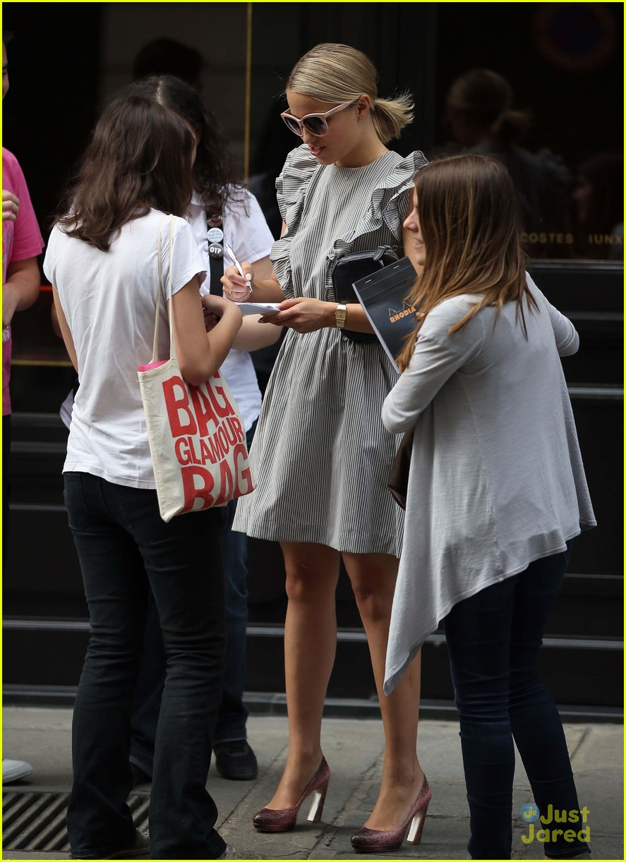 dianna agron paris normandy 02