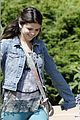 selena gomez justin bieber guidance set 09