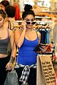 vanessa stella hudgens shopping sunday 03