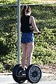kylie jenner segway ride 09