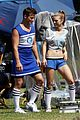matt lanter shenae grimes 90210 flag football 03
