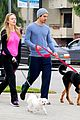 melissa ordway justin gaston dog walk 11