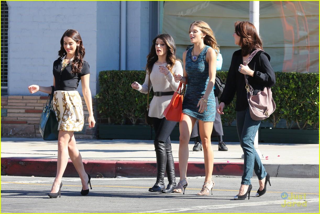 shenae jessica annalynne 90210 filming 19