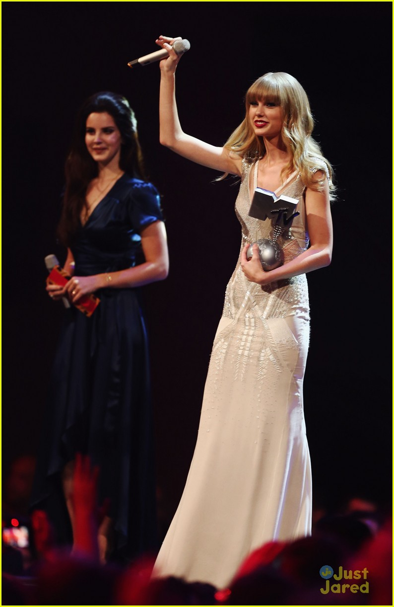 taylor swift 2012 mtv emas 25