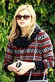 chloe moretz lunch date mom 05