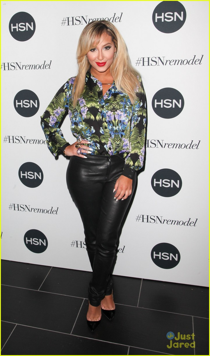 adrienne bailon new look hsn 10