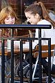 bella thorne barbara palvin lunch 01