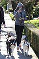 miley cyrus dog walk monday 07