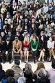 gabriella wilde burberry front row douglas booth 14