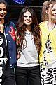 selena gomez adidas neo label fashion show 07