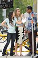 annalynne mccord jessica lowndes 90210 fire set 05
