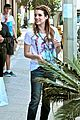 emma roberts boho braid dentist 07