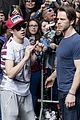 one direction swarmed by fans in belgium 14