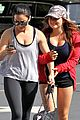 ariel winter manicures with sister shanelle 13