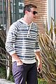 lea michele grocery shopping cory monteith steps out solo 04