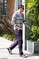 lea michele grocery shopping cory monteith steps out solo 18