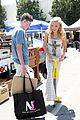 peyton list mothers day fun on melrose 01