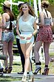 halston sage filming the townies 05