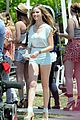 halston sage filming the townies 10