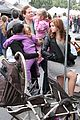 ariel winter farmers market family fun 17