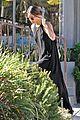 jamie chung black dress beauty 02